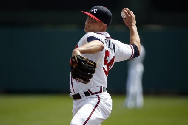 Braves Won't Make Panic Move to Replace Medlen