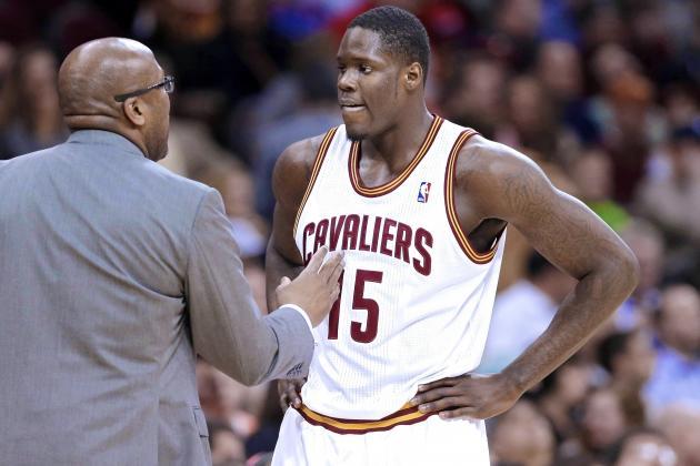 Anthony Bennett Injury: Updates on Cavaliers Rookie's Knee and Return