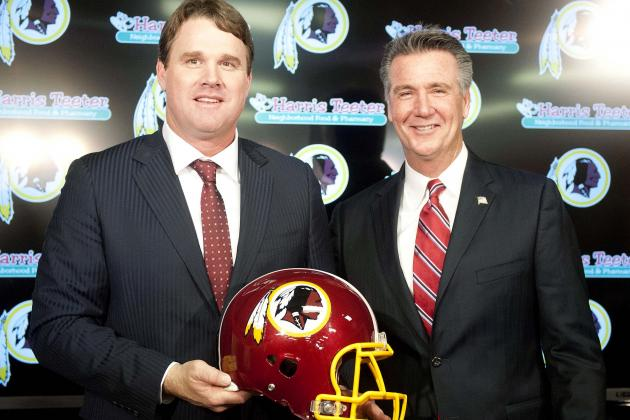 Washington Redskins Free Agency Tracker: Updated Signings, Rumors and Grades