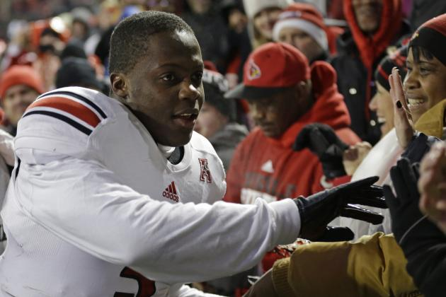 2014 NFL Draft: Latest Projections for Top 1st-Round Prospects