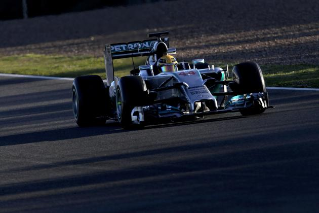 Assessing Lewis Hamilton's Chances of Becoming the 2014 F1 World Champion