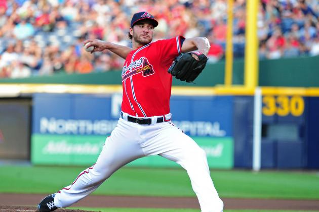 Atlanta Braves Pitcher Brandon Beachy Leaves Spring Start After 2 Innings