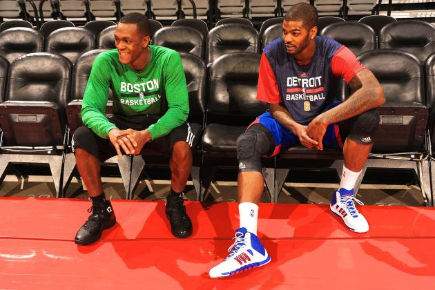Josh Smith and Rajon Rondo Dream About Teaming Up in the NBA