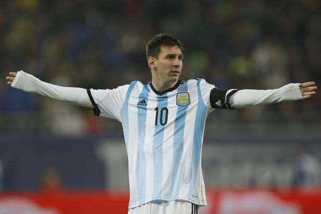 World Cup 2014: Lionel Messi and Stars That Won't Receive Career-Defining Moment