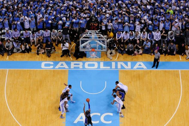 UNC Basketball: Tar Heels' Ideal 2014 ACC Tournament Path