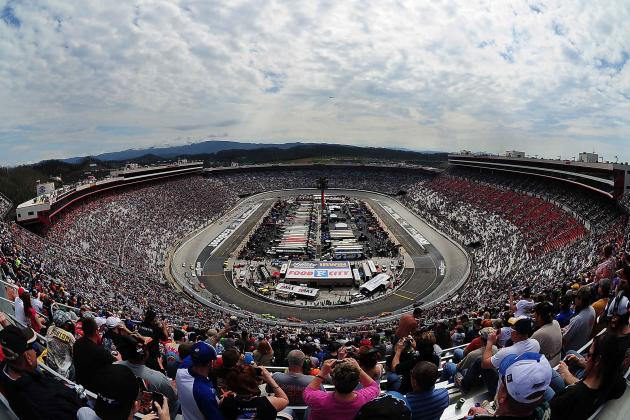 Fantasy NASCAR Picks for 2014 Sprint Cup Series at Bristol