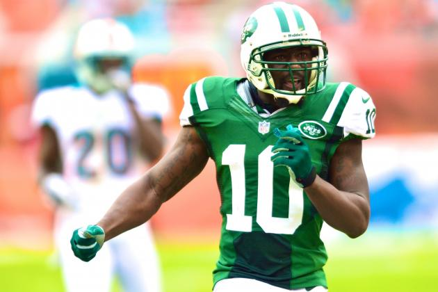 Santonio Holmes Cut by Jets: Latest Details, Comments and Analysis