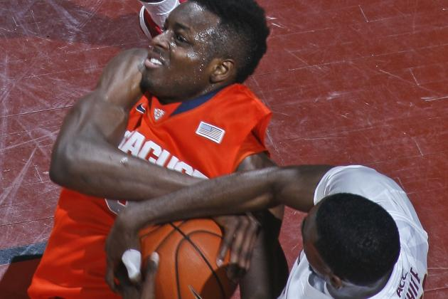Syracuse's Work on the Glass Crucial for Deep March Run
