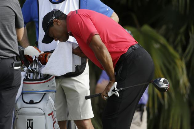 What to Make of Tiger Woods' Up-and-Down Weekend at 2014 WGC-Cadillac