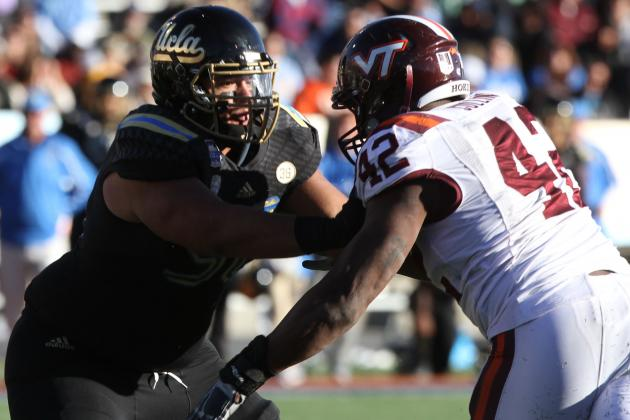 Xavier Su'a-Filo NFL Draft 2014: Highlights, Scouting Report for Texans LG