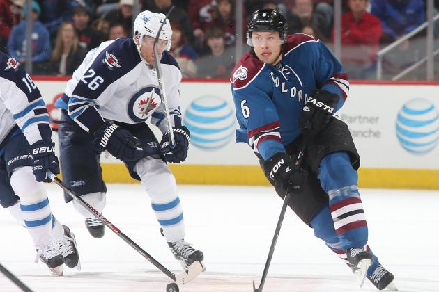 Avalanche Host Jets, Look to Climb Higher in Standings