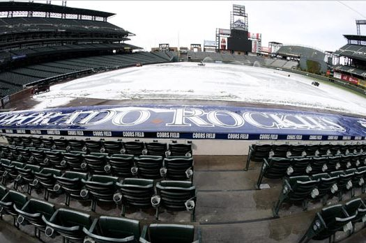 Colorado Avalanche May Host NHL Outdoor Game at Coors Field