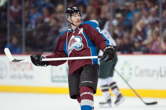 Former Avalanche Star Hejduk Returns to the Ice as Youth Hockey Coach
