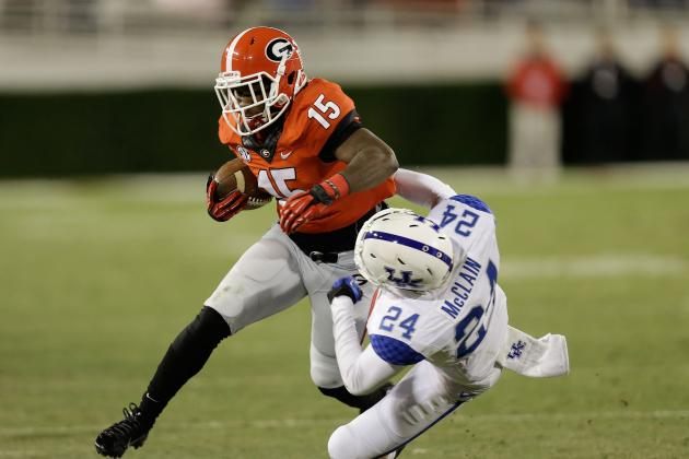 Georgia Football: Why J.J. Green Is Dawgs' Most Important Newcomer on Defense