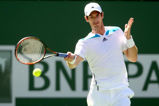 Andy Murray vs. Jiri Vesely: Score and Recap from 2014 Indian Wells