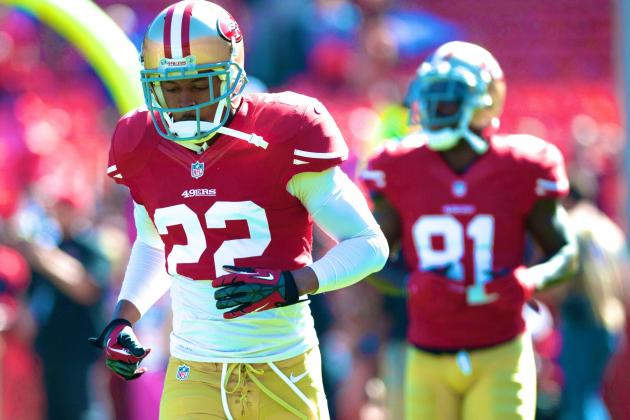 Carlos Rogers Cut by 49ers: Latest Details, Comments and Analysis