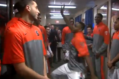"Syracuse Unveils ""Are You In?"" Hype Video Ahead of March Madness"