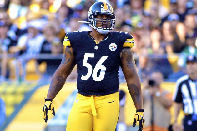 How Much Does LaMarr Woodley Still Have Left in the Tank?