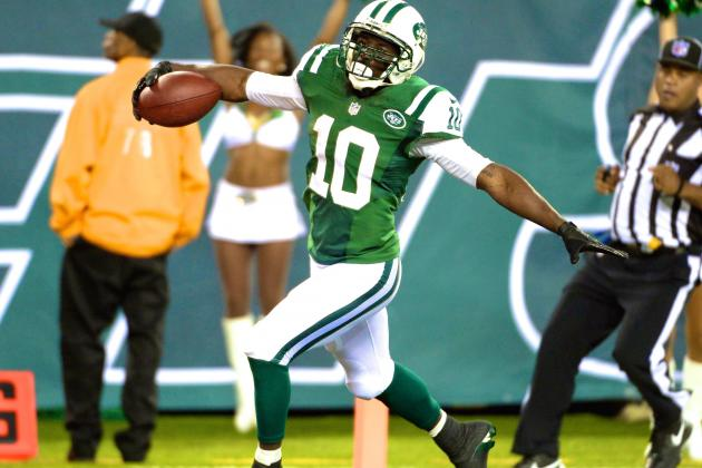Santonio Holmes No Longer an MVP, but Still Worth a Flier