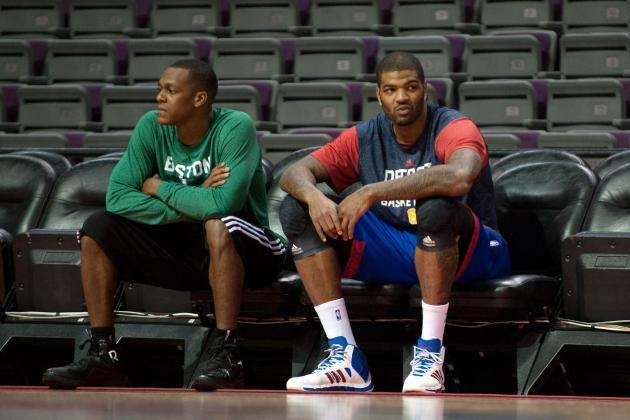 Could Rajon Rondo and Josh Smith Really Team Up in the NBA?