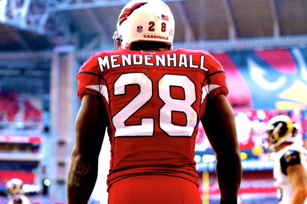 Rashard Mendenhall Early Retirement Is a Smart Plan for Current, Future Players