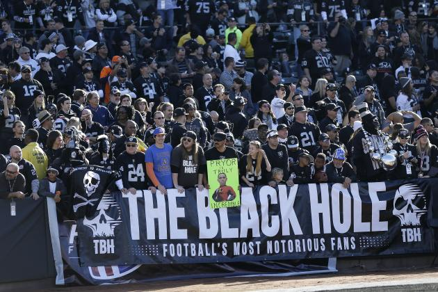 Oakland Raiders Free-Agency Tracker: Updated Signings, Rumors and Grades