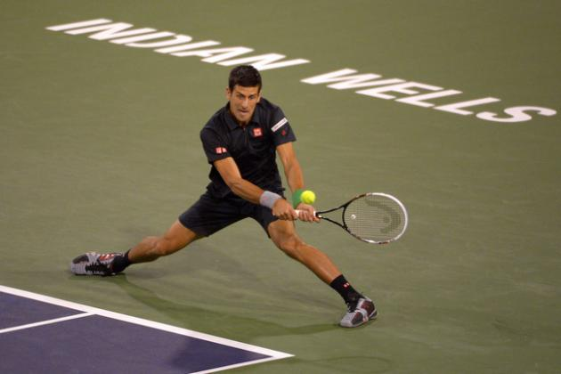 Novak Djokovic's Mental Approach the Key to Success at 2014 Indian Wells