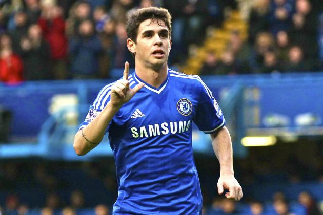 If Price Is Right, Chelsea Should Cash in on Oscar Amid Reported PSG Interest
