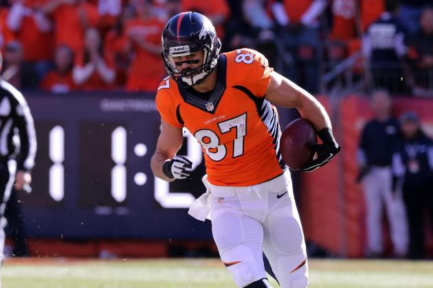 Eric Decker's Most Likely Destinations on the Eve of NFL Free Agency