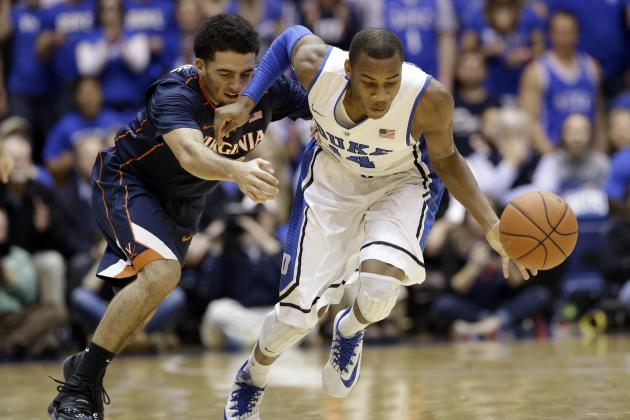 ACC Tournament 2014 Schedule: Start Times, Live Stream and TV Info