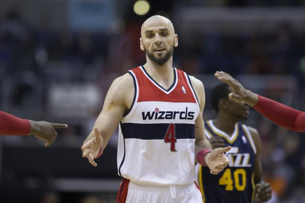 Marcin Gortat Thinks NBA Should Allow NHL-Style Fights