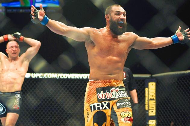 Georges St-Pierre Taking Johny Hendricks over Robbie Lawler at UFC 171