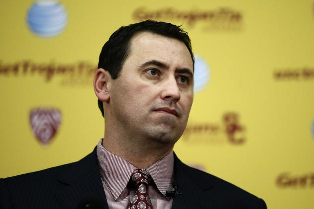 What Steve Sarkisian's Record Against Oregon and Stanford Means for Trojans