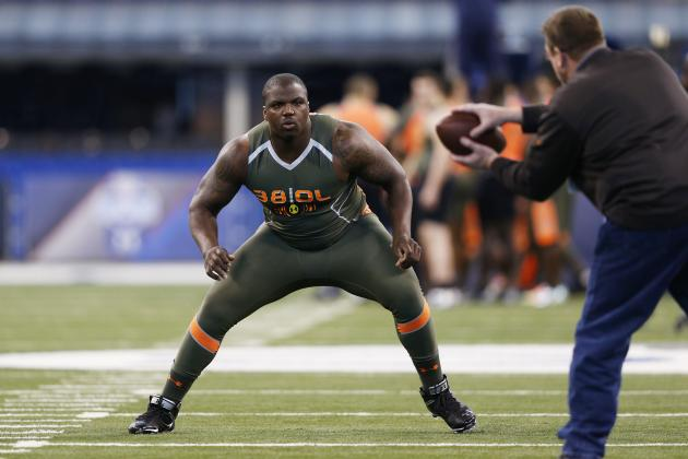 2014 Atlanta Falcons Potential Draft Pick Profile: OT Greg Robinson