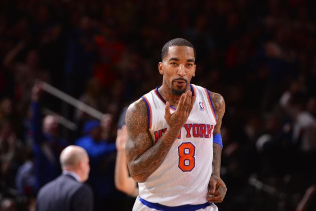JR Smith Apparently Doesn't Know About Phil Jackson Rumors