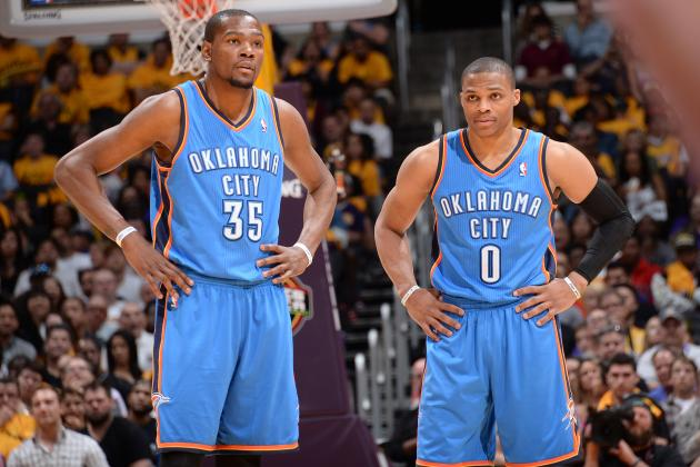 Oklahoma City Thunder: Two Major Concerns of Dismal Post All-Star Stretch