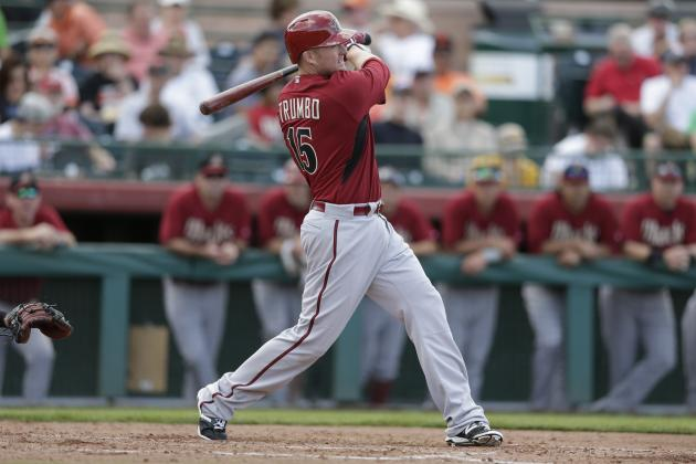 What Arizona Diamondbacks Can Expect from Mark Trumbo in 2014