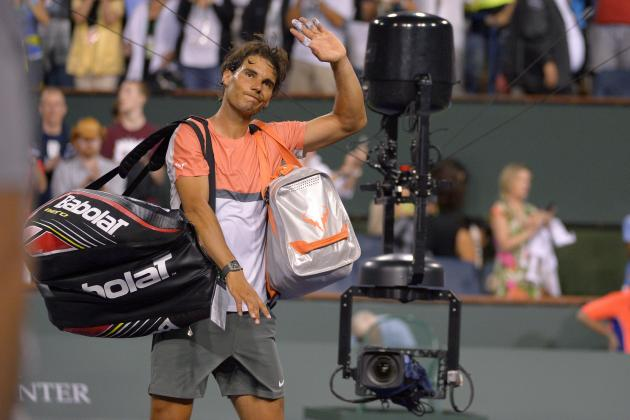 Indian Wells 2014 Results: Day 5 Scores, Updated Bracket and Day 6 Schedule