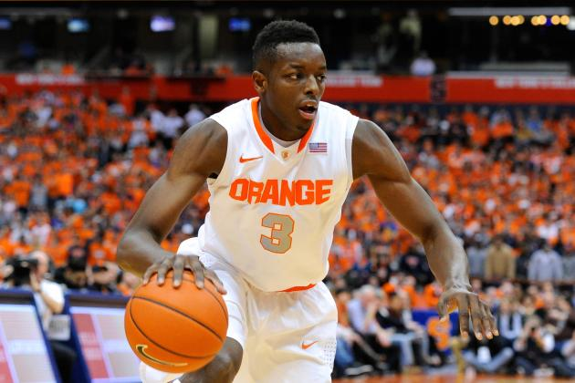 Syracuse Basketball: How Jerami Grant's Health Affects Orange's Tourney Chances