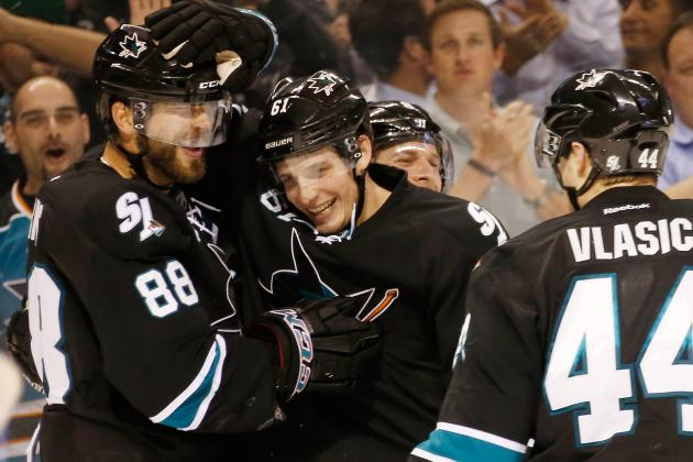 Sharks Winning Despite Power Play Futility