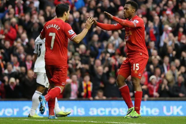 Luis Suarez Brushes Off PSG Transfer Talk to Describe Liverpool Dream