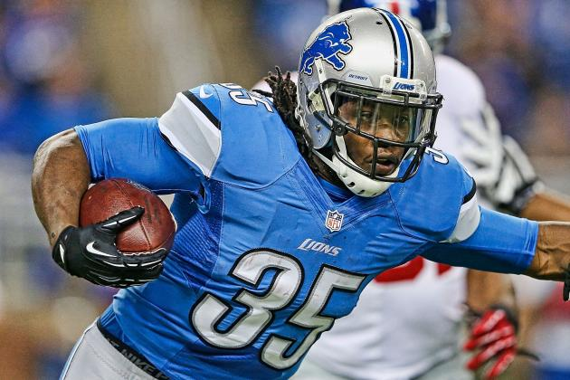 Report: Lions Tender Joique Bell at 2nd Round Level