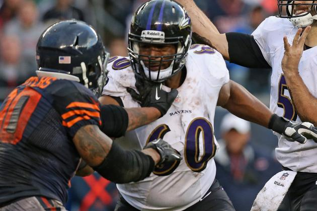 "Report: Ravens ""Very Close"" to an Agreement with LT Eugene Monroe"