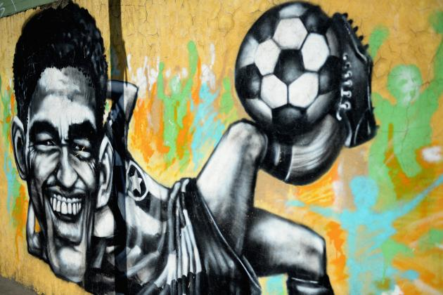 Garrincha, Brazil's Forgotten World Cup Star, Left in Pele Shadow
