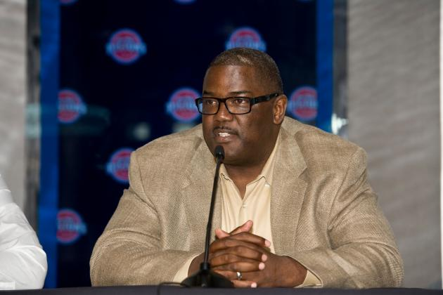 Detroit Pistons Should Not Renew Joe Dumars' Contract as Detroit Pistons GM