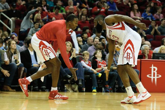 Are James Harden and Dwight Howard the Best 1-2 Punch in the NBA?