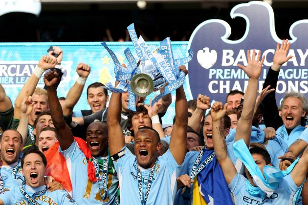 Manchester City: Building a Global Football Empire from the Etihad Stadium