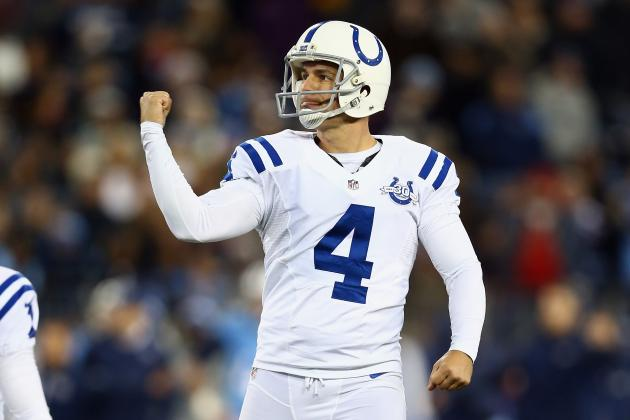 Adam Vinatieri Re-Signs with Colts: Latest Contact Details and Reaction