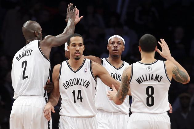 Paul Pierce and Kevin Garnett's Leadership Sparks Brooklyn Nets' Turnaround