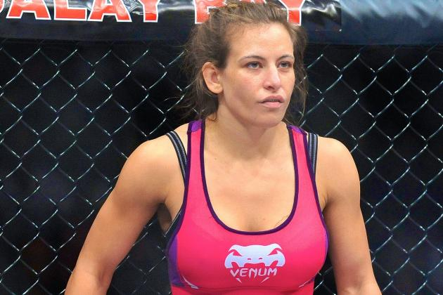Miesha Tate Is into a Potential 'Rousey vs. Cyborg' Fight